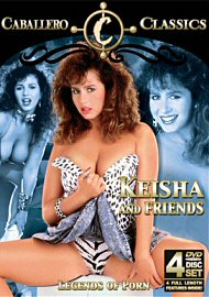 Keisha And Friends (4 DVD Set) (120181.3)