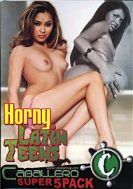 Horny Latin Teens (5 DVD Set) (120344.1)