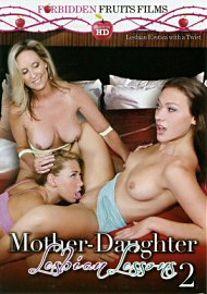 Mother Daughter Lesbian Lessons 2 (121575.5)