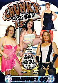 Chunky Mature Women 13 (122133.5)