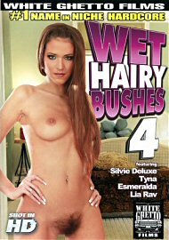 Wet Hairy Bushes 4 (122182.2)