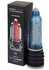 Hydromax X30 (aqua Red - Aqua Blue - Clear) (122511.1)
