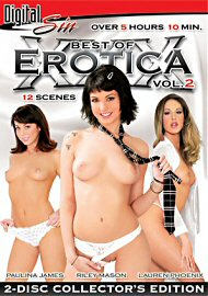 Best Of Erotica Xxx 2 (2 DVD Set) (123613.9)