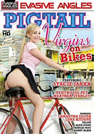 Pigtail Virgins On Bikes (124083.10)