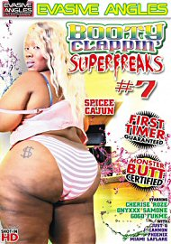Booty Clappin' Super Freaks 7 (124091.6)