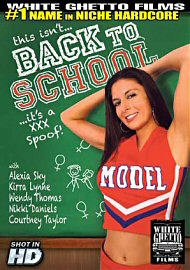 This Isn'T Back To School It'S A Xxx Spoof (124147.1)