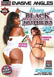 Horny Black Mothers 16 (125079.7)