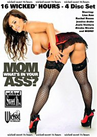 Mom What'S In Your Ass? (4 DVD Set) 16 Hours (125290.4)