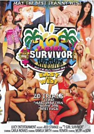 T-Girl Survivor: East Vs West (125766.80)