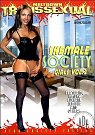 Shemale Society Girls Vol 2 (126116.100)