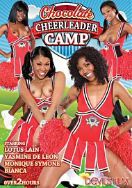 Chocolate Cheerleader Camp 1 (126950.1)