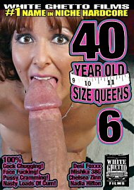 40 Year Old Size Queens 6 (127493.3)