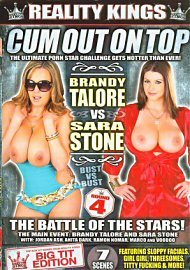 Cum Out On Top: Brandy Talore Vs. Sara Stone (4 Hours) (127988.9)