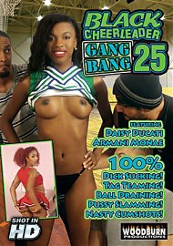 Black Cheerleader Gang Bang 25 (128288.1)