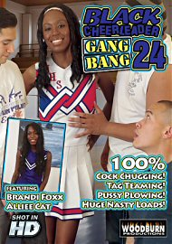 Black Cheerleader Gang Bang 24 (128290.5)