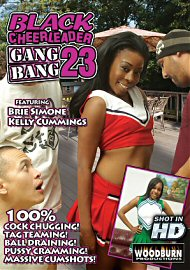 Black Cheerleader Gang Bang #23 (128293.2)