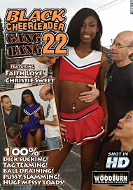 Black Cheerleader Gang Bang 22 (128295.2)