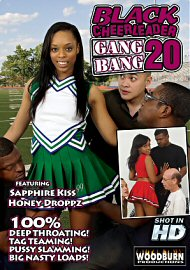 Black Cheerleader Gang Bang #20 (128300.1)