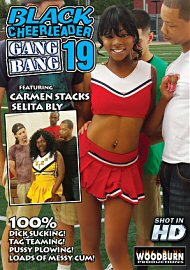 Black Cheerleader Gang Bang 19 (128302.5)