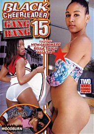 Black Cheerleader Gang Bang 15 (128315.1)