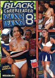Black Cheerleader Gang Bang 8 (128459.1)