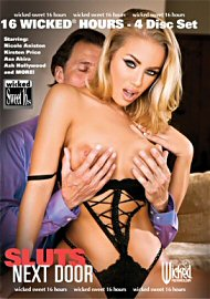 Sluts Next Door (4 DVD Set) (128868.4)