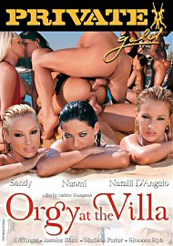 Orgy At The Villa (out Of Print) (129302.50)