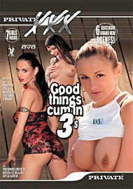 Private Xxx 26 : Good Things Cum In 3'S (129386.10)