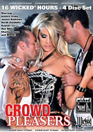 Crowd Pleasers (4 DVD Set) 16 Hours (129512.3)