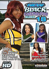 New Black Cheerleader Search #18 (130846.2)