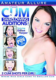 Cum Swallowing Auditions 3 (132320.9)