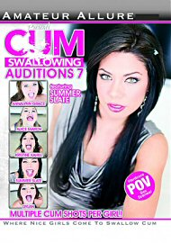 Cum Swallowing Auditions 7 (132324.5)