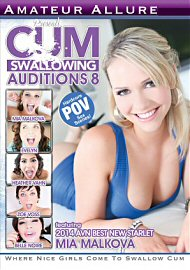 Cum Swallowing Auditions 8 (132325.2)