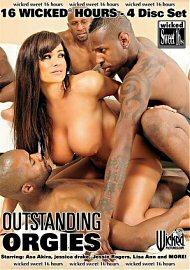 Outstanding Orgies 16 Hours (4 DVD Set) (132982.7)