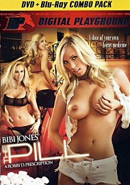 Bibi Jones The Pill (2 DVD Set) DVD/blu-Ray Combo (133094.3)