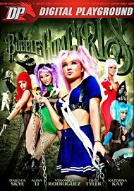 Bubble Gum Girls  (2 DVD Set) DVD/blu-Ray Combo (133174.3)