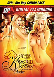 Cooking With Kayden (2 DVD Set) DVD/blu-Ray Combo (133181.7)