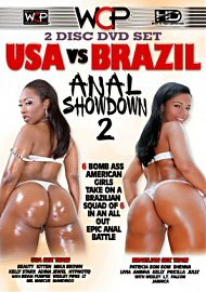 Usa Vs. Brazil: Anal Showdown 2 (2 DVD Set) (133231.4)