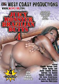 Juicy Monster Brazilian Butts 4 (4 Hours) (133262.3)
