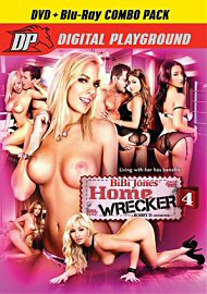 Home Wrecker 4  (2 DVD Set) DVD/blu-Ray Combo (133626.5)