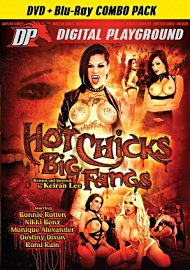 Hot Chicks Big Fangs  (2 DVD Set) DVD/blu-Ray Combo (133627.7)