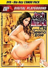 Jack Attack 2  (2 DVD Set+ Blu-Ray Combo Pack) (133630.1)