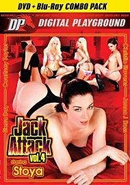Jack Attack 4  (2 DVD Set+ Blu-Ray Combo Pack) (133632.7)