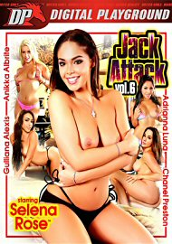 Jack Attack 6  (2 DVD Set) DVD/blu-Ray Combo (133634.3)