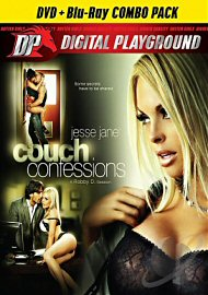 Jesse: Couch Confessions (2 DVD Set + Blu-Ray Combo Pack) (133916.6)