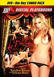 Kayden Kross La Boutique (2 DVD Set) DVD/blu-Ray Combo (133921.7)