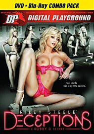 Riley Steele: Deceptions (2 DVD Set + Blu-Ray Combo) (134033.3)