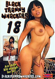 Black Tranny Whackers 18 (134102.5)