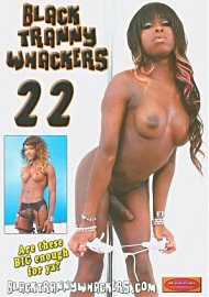 Black Tranny Whackers 22 (134111.10)
