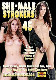 She-Male Strokers 45 (134375.10)